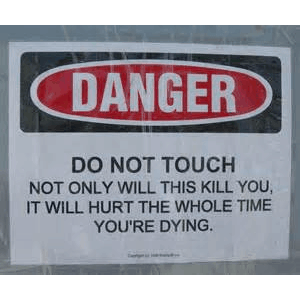 Talentclick Safety Funny Signs That Work