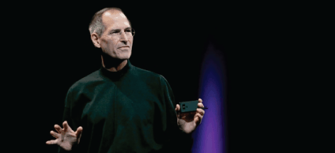 Steve Jobs, Good Leader, Blog Feature