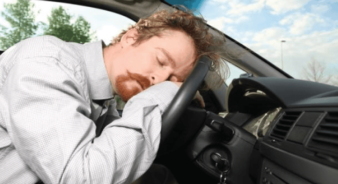 Asleep-at-the-wheel