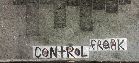 Controlled by Control, Blog Feature