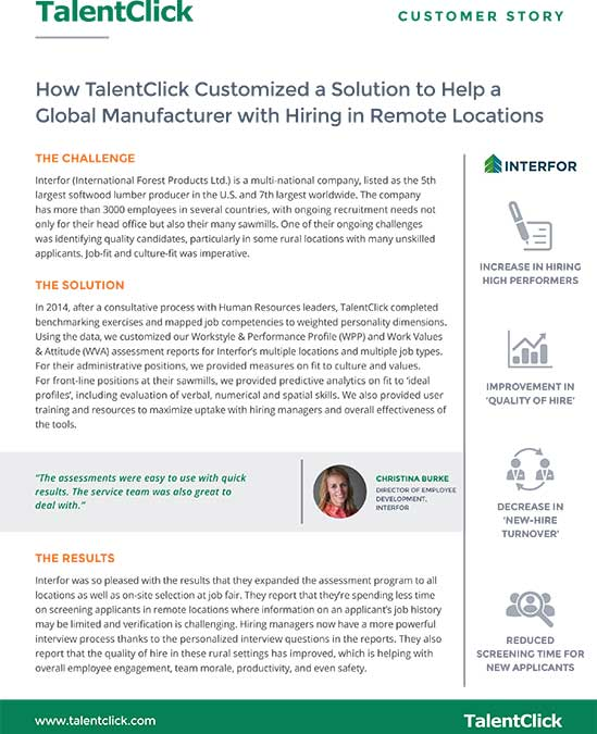 customized solution remote hires
